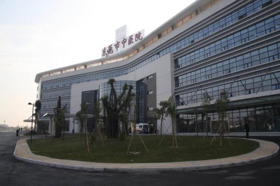 东莞市中医院(新院)监控报警,门禁,安防系统改造工程项目