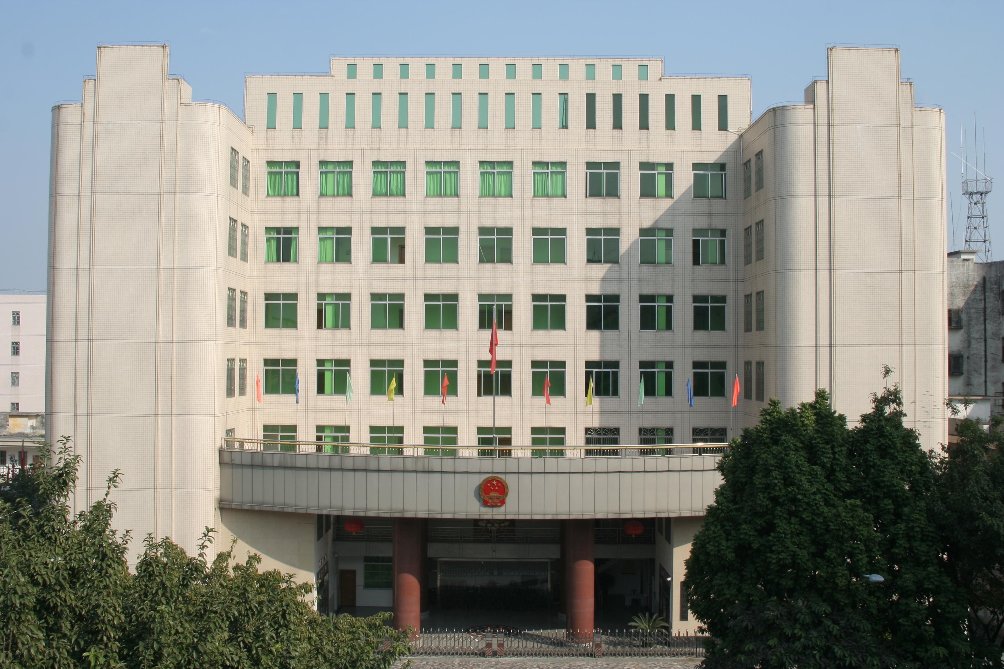 百通助力惠州法院信息化工程