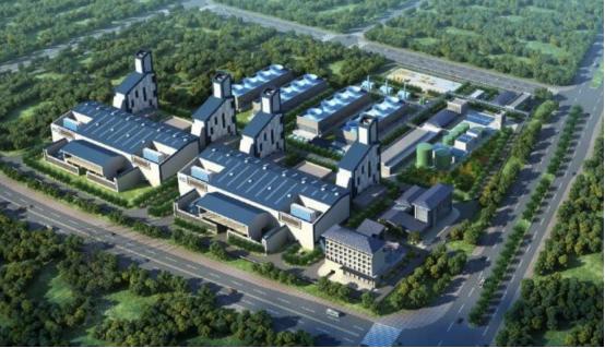 华能东莞燃机热电有限责任公司语单网络、监控项目