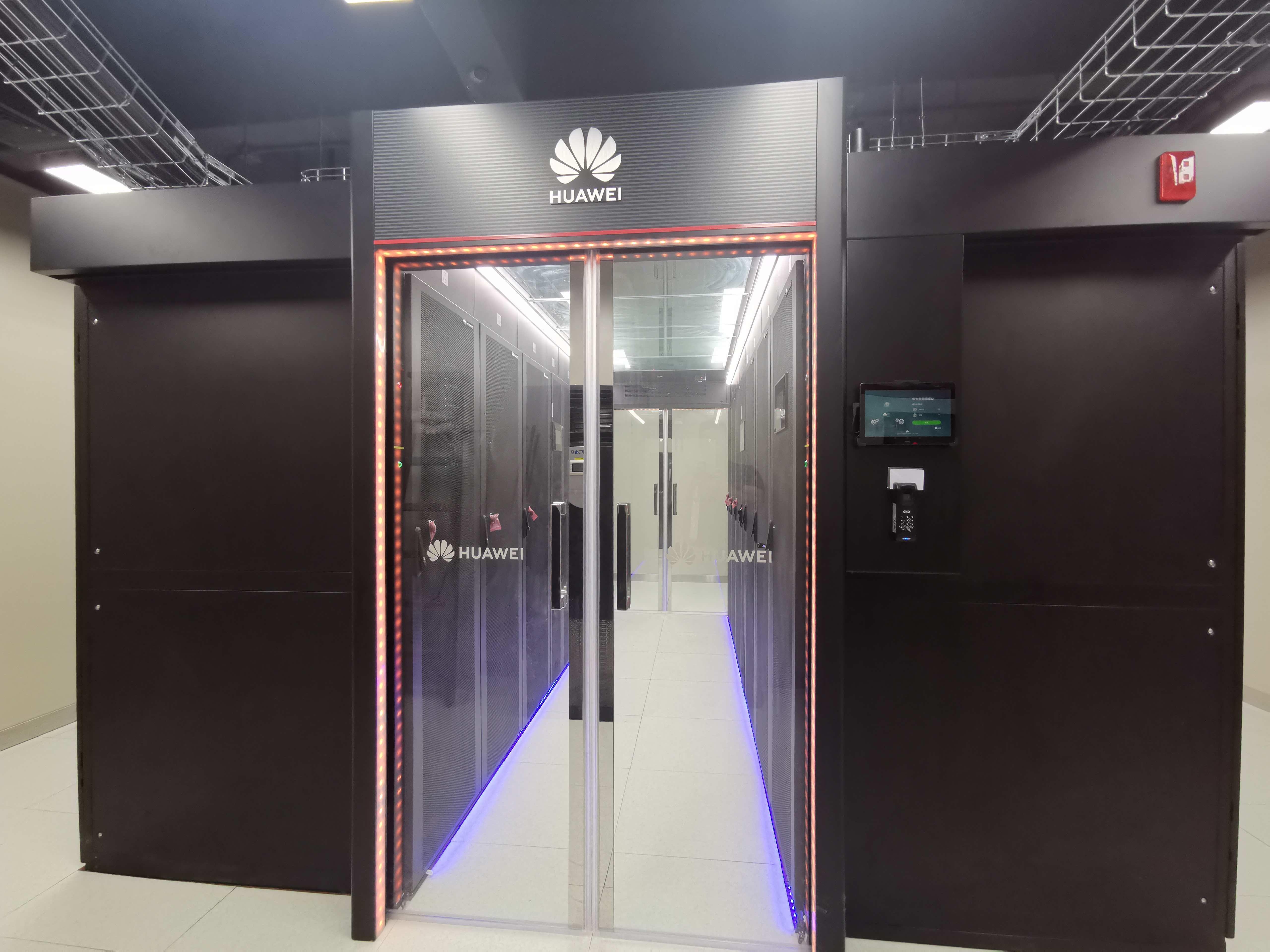 ZLG致远研发中心智能布线案例