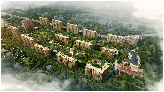 百通重点样板工程-香河京东狮子城