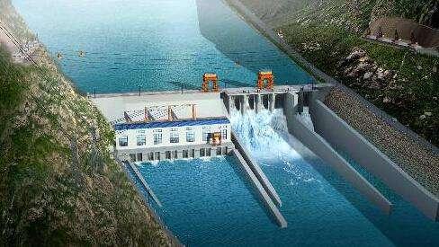 百通综合布线助力加查水电厂网络智能化建设