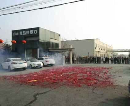 百通布线助力法罗力热能设备(中国)有限公司项目产能升级
